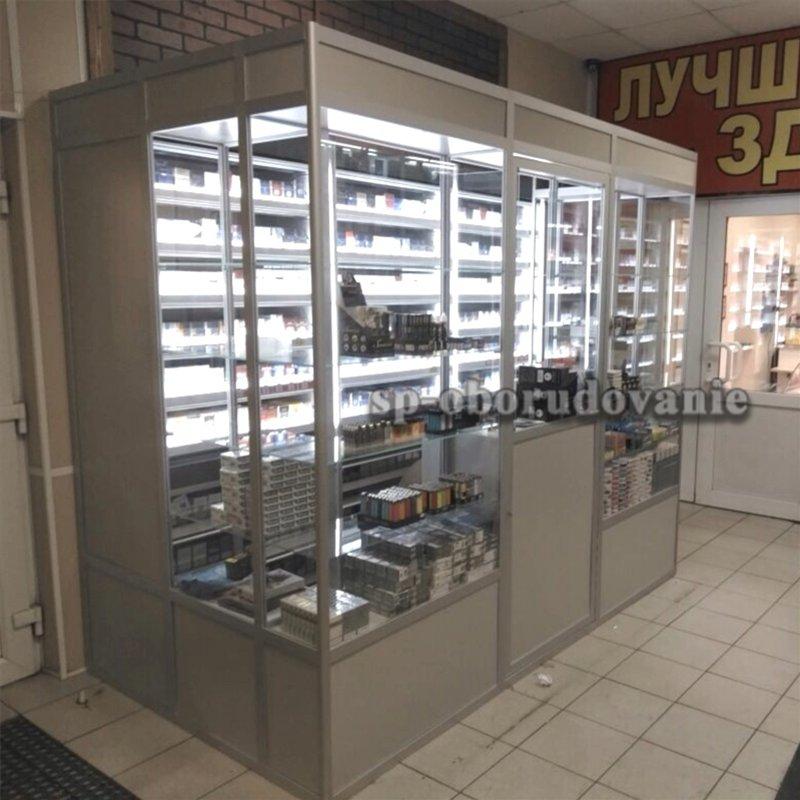 Павильон для сигарет купить заказать сигареты с доставкой в москве
